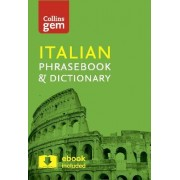 Collins Italian Phrasebook and Dictionary by Collins Dictionaries