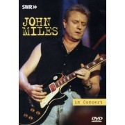 John Miles - In Concert-Ohne Filter (0707787651578) (1 DVD)