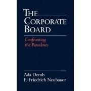 The Corporate Board by Ada Demb