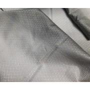 Szürkéskék bársonyos felületű sötétítő maradék 76x118cm/0016/Cikksz:1230701