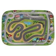 House of Kids - 88228 - Tapis de Jeu City Racing