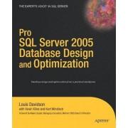 Pro SQL Server 2005 Database Design and Optimization by Kevin Kline