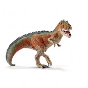 Figurina dinozaur - Giganotosaurus. Orange - 14543