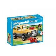 Playmobil Veterinar cu maşină (5532)