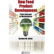 New Food Product Development by Gordon W. Fuller