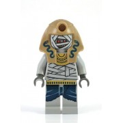 Lego Pharaohs Quest Mummy Warrior Minifigure