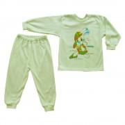 Yo Pamut Pizsama Cute 110 zöld