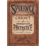 Cronicile Spiderwick - Carnet pentru observatii fantastice