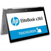 HP EliteBook x360 1030 G2 2.70GHz i7-7500U 13.3'' 3840 x 2160Pixels Touchscreen 4G Zilver Hybride (2-in-1)