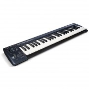 Controlador MIDI M-Audio Keystation 49 II USB Teclado DAW SONiVOX - Negro