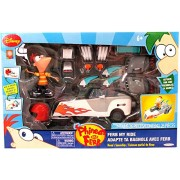 Phineas and Ferb My Ride Spaceship with Phineas