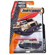 Matchbox - MBX Heroic Rescue 54/120 - Attack Track