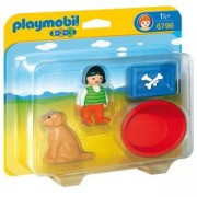 Комплект Плеймобил - Момиче с куче, 6796 Playmobil, 291092