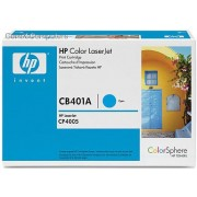 HP Colour Laser Jet CB401A Cyan Print Cartridge - 7500 pages