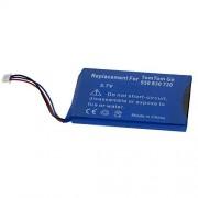 Mtec Batería 1200mAh 4,44Wh 3,7V para TomTom Go 530 Go 530 Live Go 630 Go 720 Go 730 Go 730T Go 930 Go 930T Reemplazado: 1697461