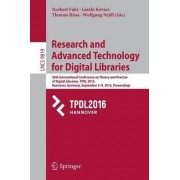 Research and Advanced Technology for Digital Libraries by Norbert Fuhr