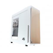 Zalman Chasis R1 White Midi Tower (without PSU, USB 3.0)
