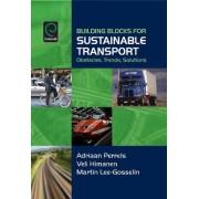 Building Blocks for Sustainable Transport by Veli Himanen