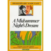 Midsummer Nights Dream Made Easy by William Shakespeare