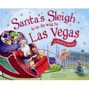 Santa's Sleigh Is on Its Way to Las Vegas by Eric James