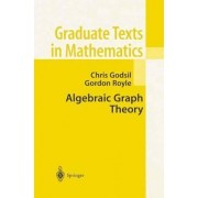 Algebraic Graph Theory by Chris Godsil
