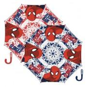 Kinderparaplu rood van Spiderman