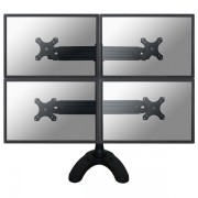"Newstar - FPMA-D700DD4 30"" Negro soporte de mesa para pantalla plana"