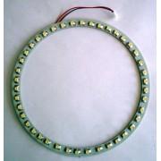 Panou circular led alb 140 mm