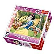 Trefl Dynamic 3D Jigsaw Cheerful Orchestra Disney Princess (50 Pieces)