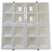 V-Tac LED panel Matrix, 59.5cmx59.5cm, 40W, 4500K Denná biela, 230V