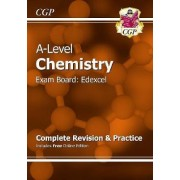 New A-Level Chemistry: Edexcel Year 1 & 2 Complete Revision & Practice with Online Edition by CGP Books
