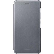 Husa Flip cover Huawei pentru Huawei P9 Lite (Gri)