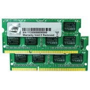 G.Skill Mémoire RAM PC3-8500 4 Go 1066 MHz 240 broches DDR3 (Import Allemagne)