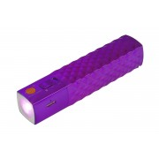 Acumulator extern DSTE Powerbank 804 4000mAh cu iesire USB 1A si lanterna