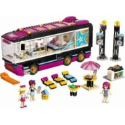 Set Constructie Lego Friends Autobuzul De Turneu Al Vedetei Pop
