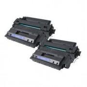 HP LaserJet Dual Pack black print cartridge for Enterprise P3015