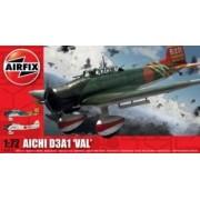 Kit constructie si pictura avion Aichi D3A1 Val