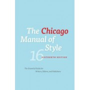 The Chicago Manual of Style by University of Chicago Press