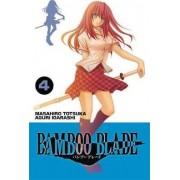 Bamboo Blade: v. 4 by Masahiro Totsuka