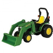 John Deere Tractor with Loader 1/32 Scale
