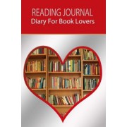 Reading Journal by Blank Books 'n' Journals