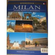 Lot Livre Sur Milan Et La Carte Michelin N°735 Italie 1/1000000
