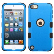 Funda Protector Triple Layer Apple Ipod Touch 5G / 6G Azul - 2 / Negro