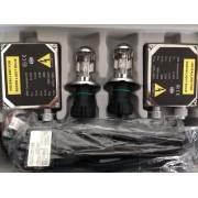 Kit BiXenon, balast standard digital, H4, 35W, 12V