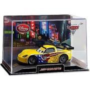 Disney / Pixar CARS 2 Movie Exclusive 148 Die Cast Car In Plastic Case Jeff Gorvette