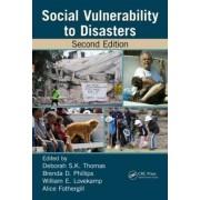 Social Vulnerability to Disasters by Deborah S. K. Thomas