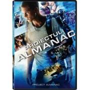 Project Almanac:Amy Landecker,Sofia Black-D'EliaVirginia Gardner - Proiectul Almanac (DVD)