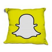Almofada Decorativa SnapChat