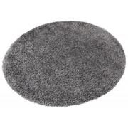 Hoogpolig vloerkleed, rond, ESPRIT, »Cosy Glamour«, hoogte ca. 40 mm, geweven met mêlee-effect