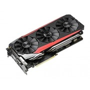 Asus Geforce GTX980Ti Strix Gaming Edition (6GB GDDR5, Direct CU III, GPU Boost : 1075 MHz & Base : 1000 MHz)